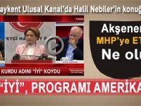 """Sinan Baykent: """"İYİ Parti, bir mantar partidir!"""""""