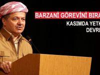 Referandum kararı sonu oldu; Barzani görevi bırakıyor!