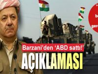 """Barzani'den """"ABD bizi sattı"""" açıklaması!"""