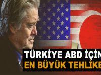 Trump'ın eski danışmanı: Türkiye ABD için en büyük tehlike!