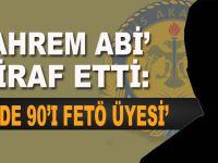 """Mahrem abi"" itiraf etti: ""Yüzde 90'ı FETÖ üyesi..."""