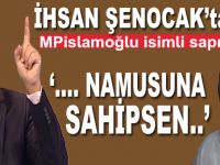 İhsan Şenocak'tan sapık İslâmoğlu'na sert cevap!