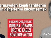 """Aydın Doğan'ın garsonu Ahmet'in """"Cumhuriyet"""" şiiri!"""