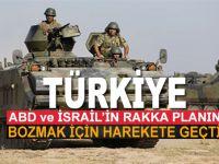 Türkiye, İsrail ve ABD'nin planını bozmak için harekete geçti