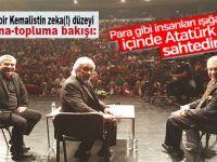 """Emirleri """"Nutuk""""tan alırsan olacağı bu; Yılmaz Özdil insanlara Atatürk testi yapılmasını istedi"""