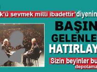 """""""Atatürk'ü sevmek milli ibadettir"""" diyen Bayar'ın başına neler geldiğini hatırlayın!"""