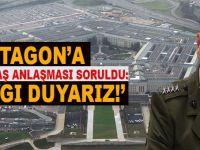 """Pentagon'a, PKK ile DEAŞ arasındaki anlaşma soruldu; """"Saygı duyarız!"""""""