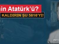 """""""Darbeler, yasaklar, baskılar, zulümler, Atatürk'ü sevdirmek için mi yapıldı?"""""""