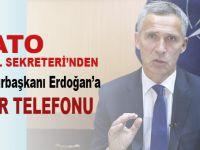 NATO Genel Sekreteri'nden Erdoğan'a özür telefonu