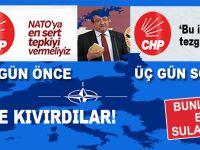 CHP, NATO'nun tehdidini de sulandırma peşinde!