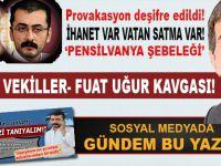 Sosyal medyada büyük kavga, CHP'li vekiller provakasyon tutmayınca kaçtılar!
