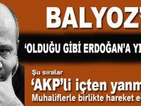Salih Tuna: Onu da Erdoğan'a yıkın bakalım!