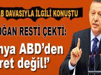 """Cumhurbaşkanı Erdoğan'dan """"Zarrab"""" açıklaması; Resti çekti; Dünya ABD'den ibaret değil!"""