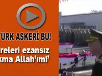 İşte Türk askeri bu; Jandarma binbaşıdan yemin töreninde Dua şiiri!