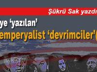 """Şükrü Sak yazdı; ABD'ye 'yazılan' Antiemperyalist """"devrimciler""""(!)"""