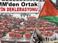 TBMM'den Kudüs için ortak deklerasyon!