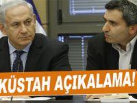Yahudi Bakandan Küstah Açıklama!