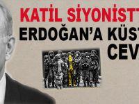 Katil Netanyahu'dan Cumhurbaşkanı Erdoğan'a küstah cevab!