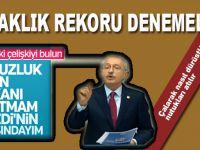CHP liderinin Battal İlgezdi savunması