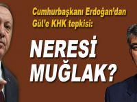 Cumhurbaşkanı Erdoğan'dan Abdullah Gül'e; Neresi muğlak?