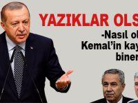 """Cumhurbaşkanı Erdoğan'dan, Gül ve Arınç'a: """"Nasıl olur da Bay Kemal'in kayığına binersiniz?"""""""
