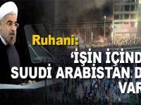 """Ruhani: """"İşin içinde Suudi Arabistan'da var!"""""""