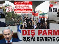 İran'daki ayaklanma uluslararası siyaseti ayağa kaldırdı!
