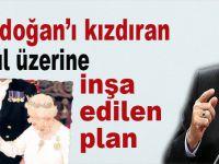 """Erdoğan'ı kızdıran, """"Gül üzerine"""" yapılan plan!"""