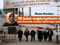 '28 Şubat mağduriyetlerini hukuk çerçevesinde ortadan kaldırmak için çalışıyoruz'