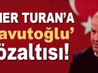 Ömer Turan'a Davutoğlu gözaltısı!