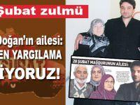 İlhan Doğan'ın ailesi: Yeniden yargılama istiyoruz!