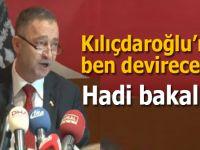 CHP'de Kılıçdaroğlu'na karşı ilk aday, Ümit Kocasakal!
