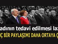 CHP İl Başkanı Kaftancıoğlu'nun iğrenç bir paylaşımı daha ortaya çıktı!