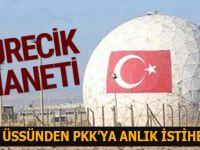 İhanet: NATO üssünden PKK'ya anlık istihabarat!