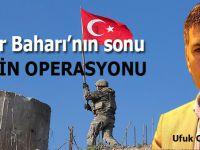 Ufuk Coşkun: Terör Baharı'nın Sonu 'Afrin Operasyonu' (1)