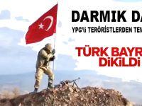 Darmık Dağı YPG'li teröristlerden temizlendi!