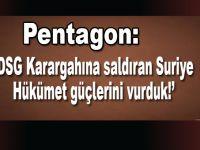 Esad YPG'yi, ABD Esad'ı vurdu!