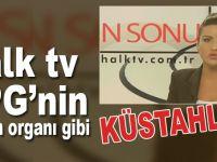 CHP'nin kanalı Halk TV'de Afrin skandalı!