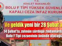 Yakup Köse: 14 Şubat'ta Bolu'dayız
