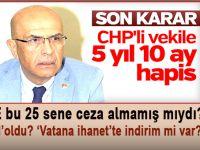 """""""Vatana ihanet""""te indirim; Enis Berberoğlu'nu da bırakacaklar!"""