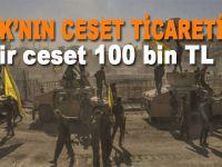 PKK, yakınlarının cesetlerini almak isteyenlerden 4-5 milyon Suriye lirası istiyor!