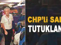 CHP'li sapık yönetici tutuklandı!