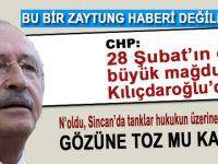 """Belki inanmayacaksınız ama Kılıçdaroğlu'da """"28 Şubat mağduru""""ymuş!"""