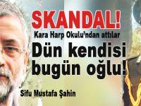 Harp Okulu'ndan skandal bir uygulama daha; M. Şahin'in oğlu irtiaca bahanesiyle okuldan atıldı!