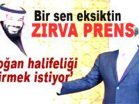 """""""Erdoğan halifeliği yeniden getirmek istiyor!"""""""