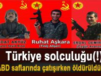 Türkiye'den Afrin'e giden 3 MLKP'li Terörist öldürüldü!