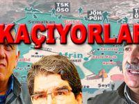 Mehmeçik'i gören PKK liderleri arkasına bakmadan kaçıyor!