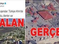 """""""Zeytin Dalı""""na karşı algı operasyonları başladı!"""