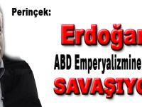 """Doğu Perinçek; """"Erdoğan ABD Emperyalizmine karşı savaşıyor!"""""""