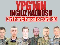 YPG'nin İngilizleri öldürüldü!